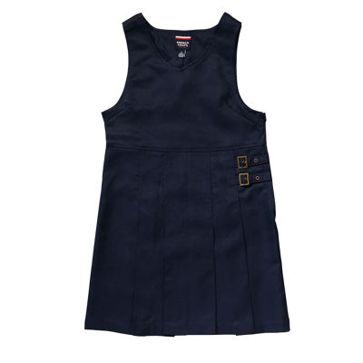 French Toast Sleeveless Jumper Girls