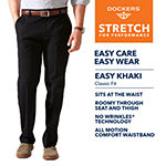 Dockers® Classic Fit Easy Khaki with Stretch Pants D3