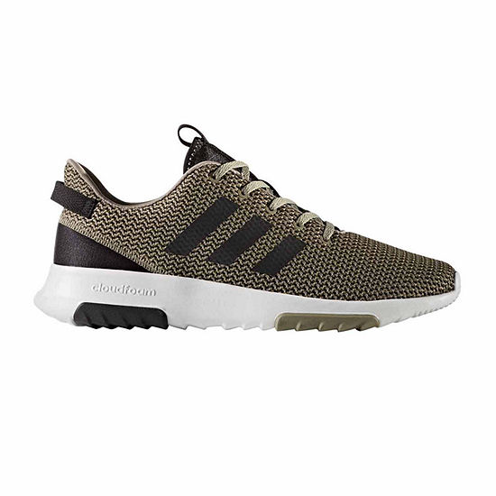 adidas Cloudfoam Racer Mens Lace-up Running Shoes