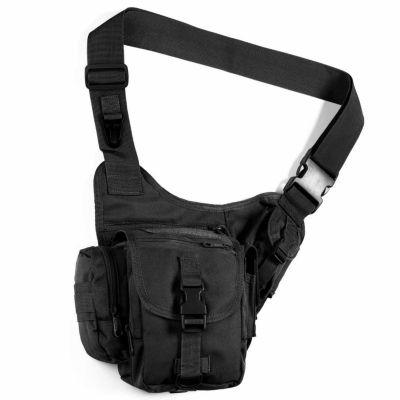 Red Rock Outdoor Gear Sidekick Sling Bag - Black