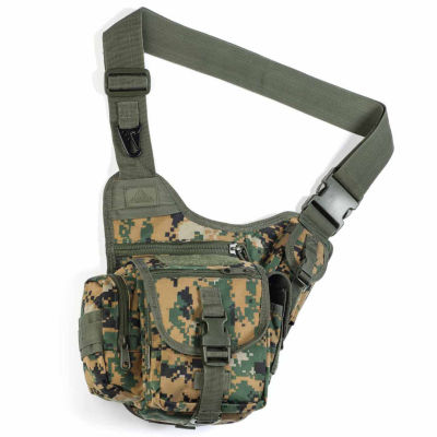 Red Rock Outdoor Gear Sidekick Sling Bag - Woodland Digital