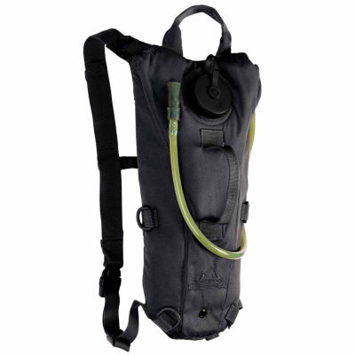 Red Rock Outdoor Gear Rapid Hydration Pack - Black