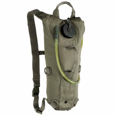 Red Rock Outdoor Gear Rapid Hydration Pack - Olivedrab