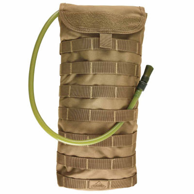 Red Rock Outdoor Gear MOLLE Hydration Pouch - Coyote
