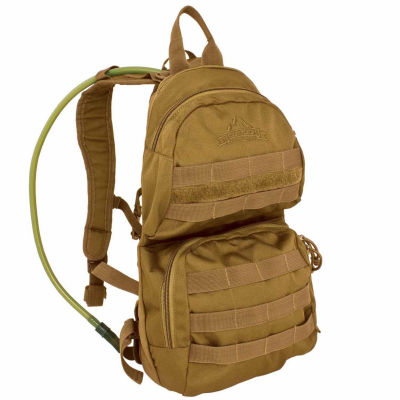 Red Rock Outdoor Gear Cactus Hydration Pack - Coyote
