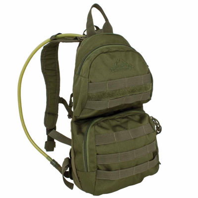 Red Rock Outdoor Gear Cactus Hydration Pack - Olive