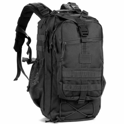 Red Rock Outdoor Gear Summit Backpack - Black
