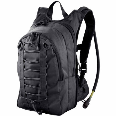 Red Rock Outdoor Gear Drifter Hydration Pack - Black