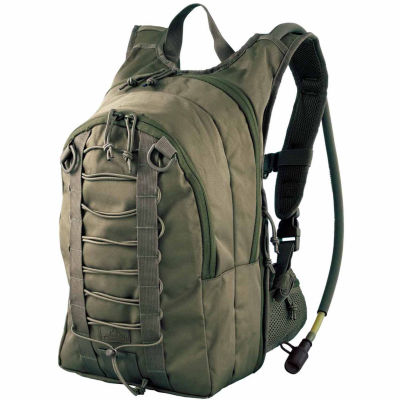Red Rock Outdoor Gear Drifter Hydration Pack - Olive Drab