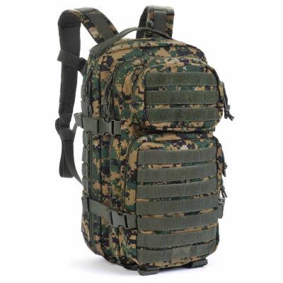Red Rock Outdoor Gear Assault Pack - Woodland Digital
