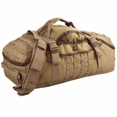 Red Rock Outdoor Gear Traveler Duffle Bag - Coyote