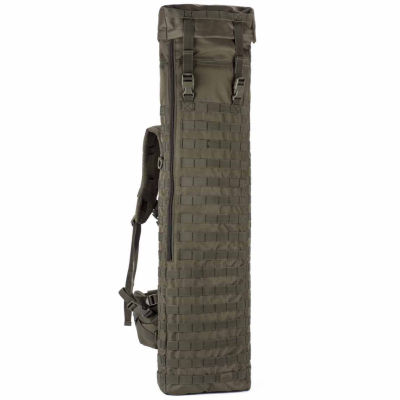Red Rock Outdoor Gear Deluxe Rifle Backpack - Olive Drab