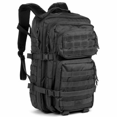 Red Rock Outdoor Gear Large Assault Pack - Black