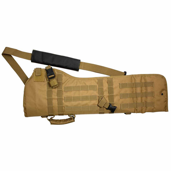 Red Rock Outdoor Gear MOLLE Rifle Scabbard - Coyote