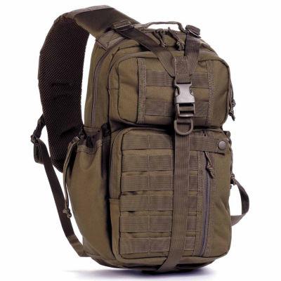 Red Rock Outdoor Gear Rambler Sling Backpack - Olive Drab