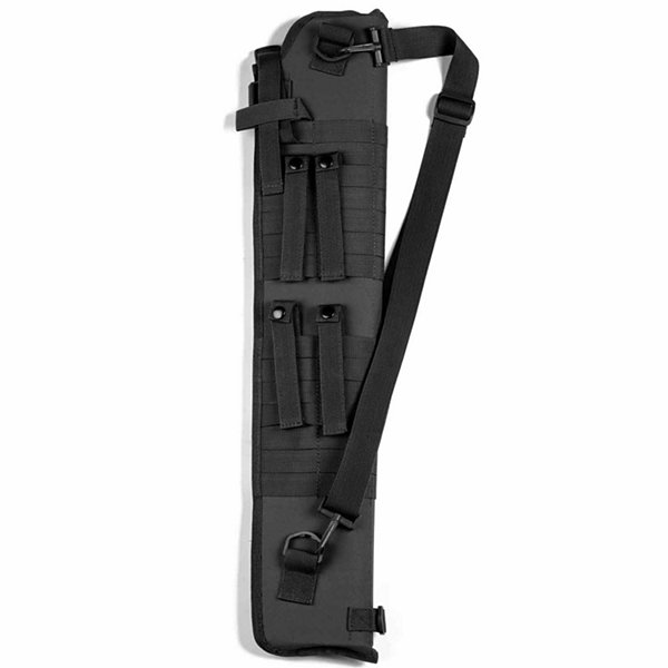 Red Rock Outdoor Gear MOLLE Shotgun Scabbard - Black