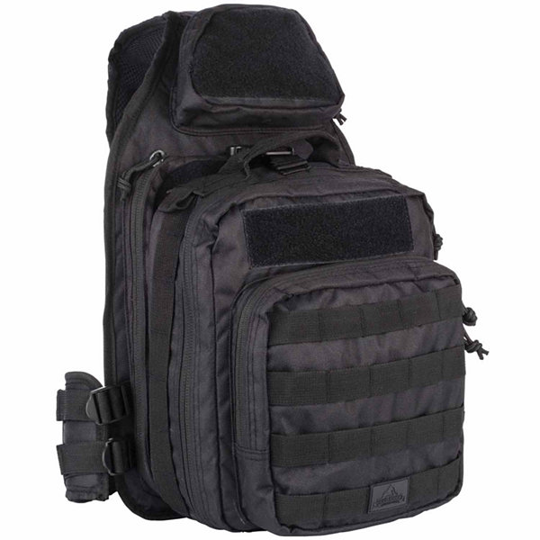 Red Rock Outdoor Gear Recon Sling Bag - Black
