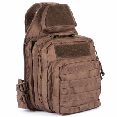 Red Rock Outdoor Gear Recon Sling Bag - Dark Earth