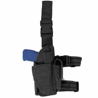 Red Rock Outdoor Gear Drop Leg Holster - Black