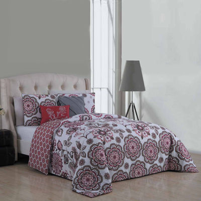 Avondale Manor Cobie 5-pc. Duvet Cover Set