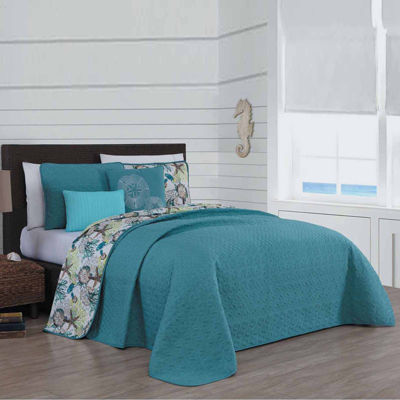 Avondale Manor Surf City 5-pc. Quilt Set