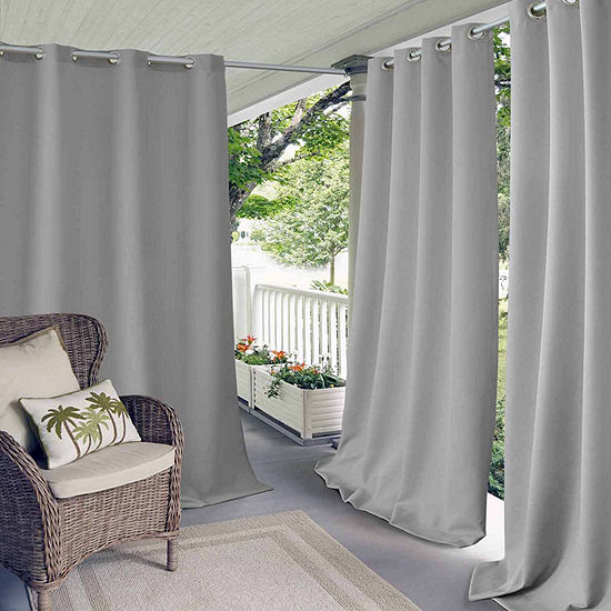 Elrene Connor Indoor/ Outdoor Grommet-Top CurtainPanel