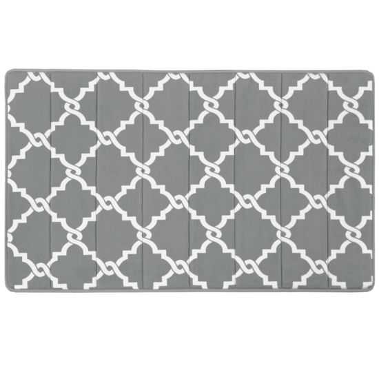 Almaden Reversible Bath Rug