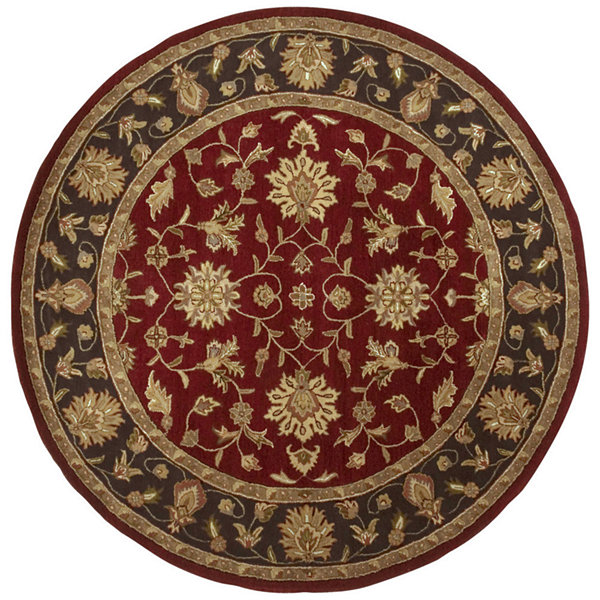 Decor 140 Aidley Hand Tufted Round Rugs