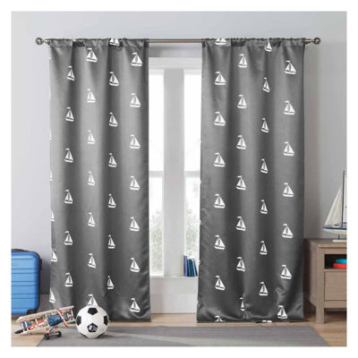 Coleman 2-Pack Curtain Panel