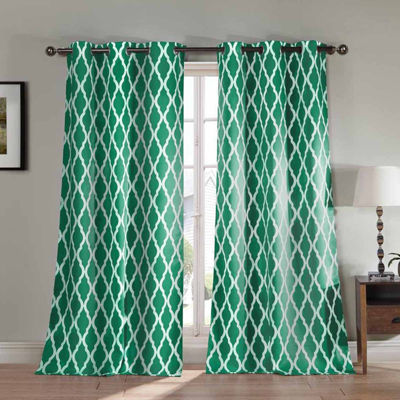 Duck River Textiles Kittattinny 2-Pack Curtain Panel