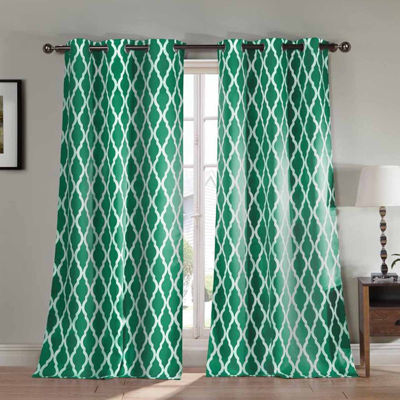 Duck River Textiles Kittattinny 2-Pack Curtain Panel