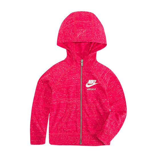 Nike Little Girls Hoodie