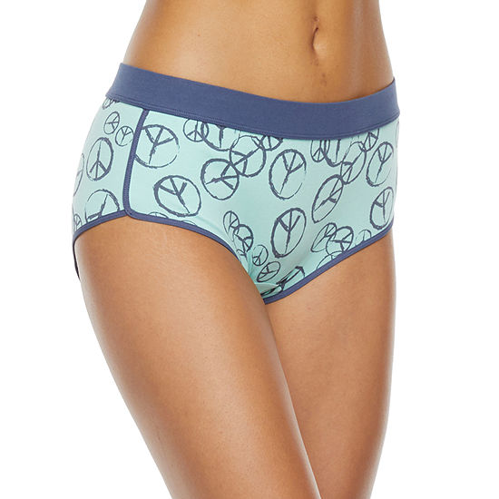 Flirtitude Knit Boyshort Panty