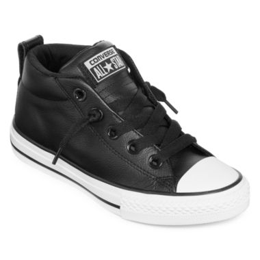 Converse® Chuck Taylor All Star Street Mid Boys Sneakers - Little Kids