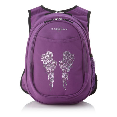 Obersee® Angel Wings Kids All-In-One Backpack with Cooler