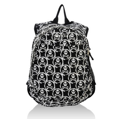 Obersee® Kids All-in-One Skulls Backpack with Cooler