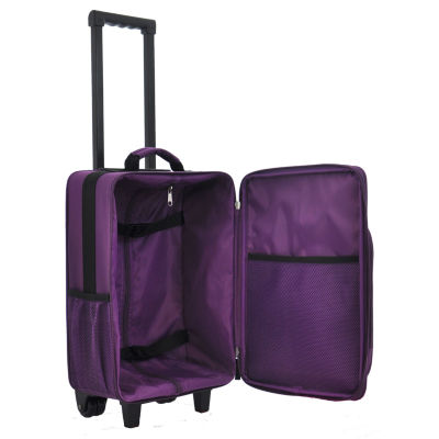 Obersee® Kids Angel Wings Luggage with Integrated Cooler