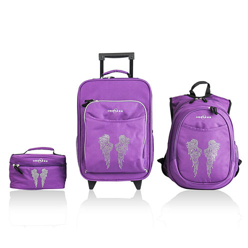 Little Kids 3-pc. Luggage Set