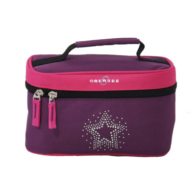 Obersee® Rhinestone Star Toiletry Bag