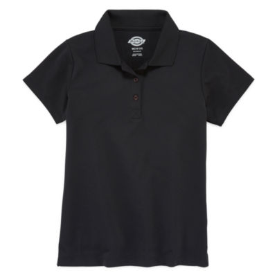 Dickies® Short-Sleeve Performance Polo Shirt - Girls 7-16