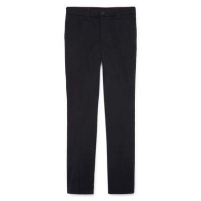 Dickies® Straight-Leg Stretch Slim Pants - Preschool Girls 4-6x