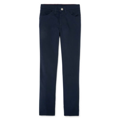 Dickies® Stretch Slim Straight Pants - Girls 7-16
