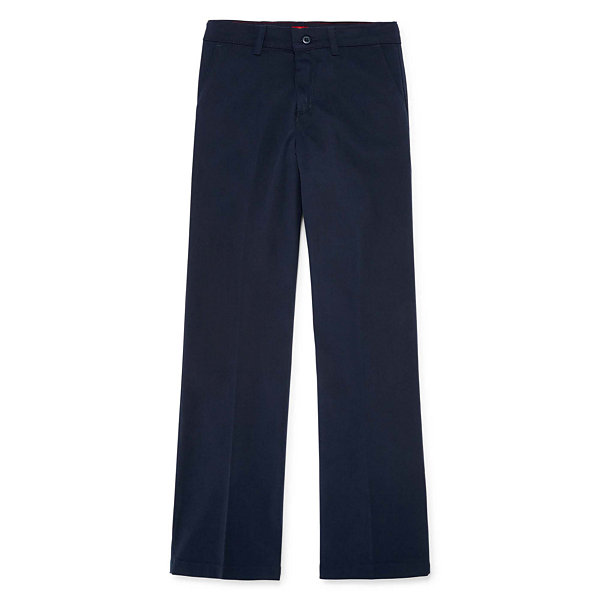 Dickies® Classic-Fit Stretch Straight-Leg Pants - Preschool Girls 4-6x