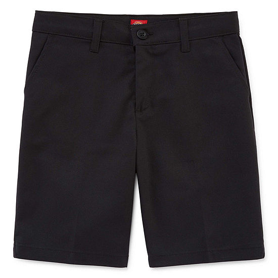 Dickies Little Girls Slim Mid Rise Bermuda Short