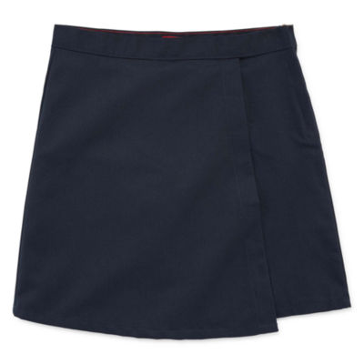 Dickies® Faux Wrap Skort - Preschool Girls 4-6x