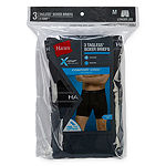 Hanes Men's X-Temp® Comfort Cool® FreshIQ™ Long Leg Boxer Brief 3-Pack
