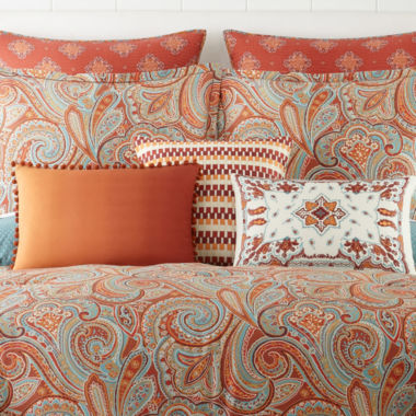JCPenney Home™ Morocco 4-pc. Comforter Set
