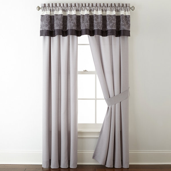 Home Expressions™ Nuance 2-Pack Curtain Panels