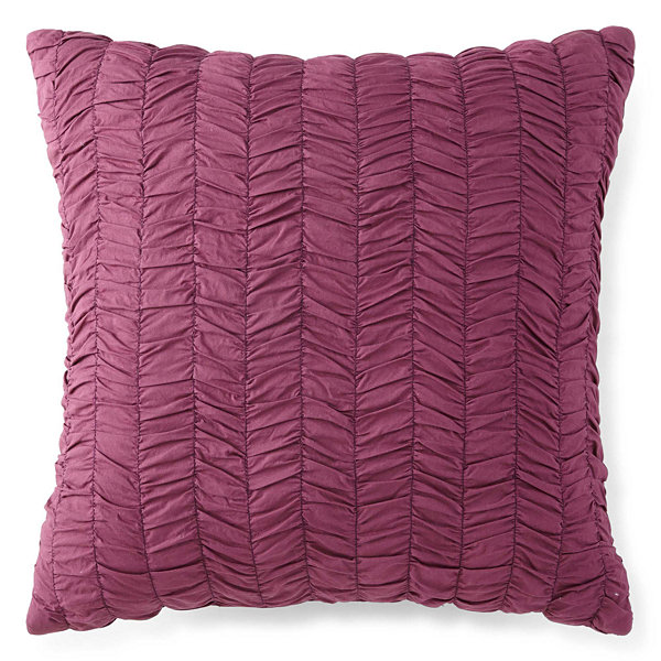 "JCPenney Home™ Casbah 18"" Square Decorative Pillow"