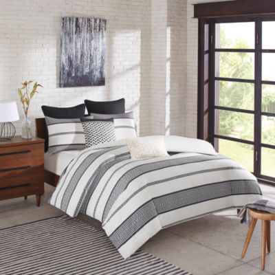 INK+IVY Kora 3-pc. Duvet Set